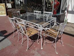 Black Wrought Iron Patio Furniture Sets by Furniture Black Wrought Iron Outdoor Furniture With Wrought Iron
