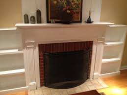 Diy Home Projects by Built In Bookcases Around Fireplace Fireplace Facelift Built In