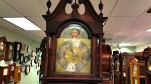Grandmother Clock Grandfather Clocks Youtube