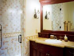Pictures Of Small Bathrooms With Tile Cool Ideas And Pictures Of Natural Stone Bathroom Mosaic Tiles