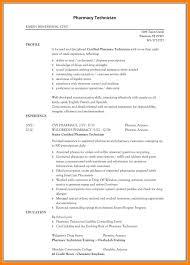 Sample Resume Pharmacy Technician by Staff Pharmacist Resume Resume Cv Cover Letter Career Changing