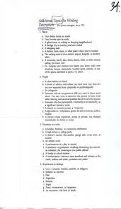 How to write a conclusion paragraph for a descriptive essay