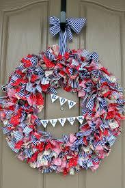 14 diy 4th of july wreaths easy ideas for fourth of july wreath