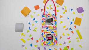 wall hanging from waste cardboard 2015 redefine craft youtube