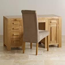 Solid Oak Office Furniture by Best 25 Oak Computer Desk Ideas On Pinterest Small L Shaped