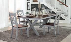 bar harbor solid wood dining set haynes furniture virginia u0027s