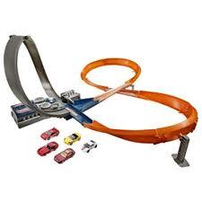 buy wheels figure 8 raceway 6 cars toys 9 12