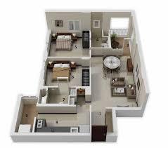 Free 3d Home Design Planner Home Design Bedroom Apartment House Plans 3d Simple House Plans