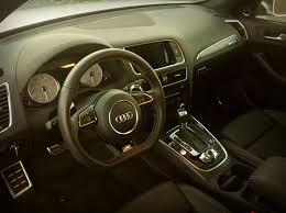 Audi Q5 Interior - capsule review 2014 audi sq5 the truth about cars