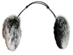 fur ear muffs