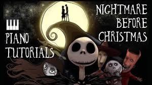 this is halloween nightmare before christmas easy intermediate