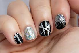 new years nail art design images nail art designs