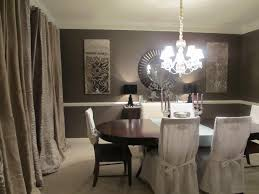 dining room new dining room chair rail paint ideas style home