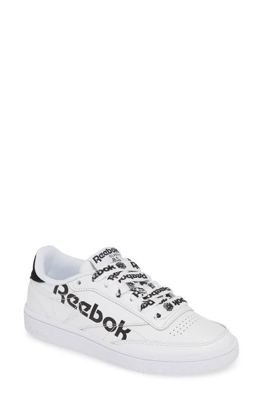Reebok Club C 85 White Fashion Sneaker
