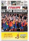 L'Equipe du 28 mai 2009 pdf RS MU UP | OussaMedia