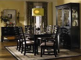 Dining Room Table Decorating Ideas Pictures Black Dining Room Table Sets Provisionsdining Com