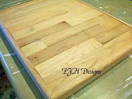 remodelaholic easy butcher block countertop tutorial