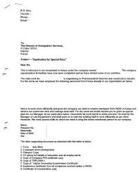 Work Permit Application Letter Sample   letter of application     Sweden se