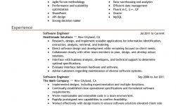 Best Software Developer Resume by Software Developer Resume The Best Resume