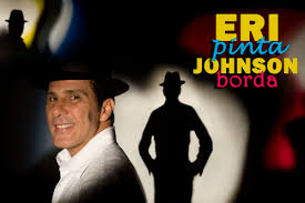 Eri Pinta Johnson Borda no Teatro Coliseu