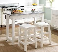 Balboa CounterHeight Table  Stool Piece Dining Set White - Counter height kitchen table