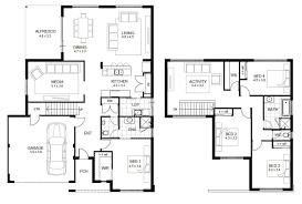 Duggar Home Floor Plan by Small 2 Story Floor Plans Marvelous Bungalow Floor Plans Small