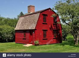 Gambrel Roof Middletown Ri C 1700 Guard House With Gambrel Roof General