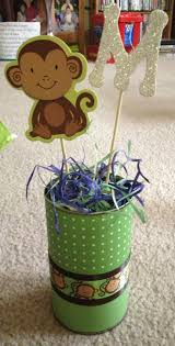 Boy Baby Shower Centerpieces by Best 20 Baby Shower Monkey Ideas On Pinterest Monkey Baby