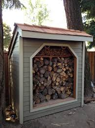 Free Saltbox Wood Shed Plans by Graham Plans