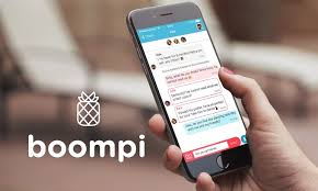 is the dating app that lets girls invite their girl friends to spy     Boompi is the dating app that lets girls invite their girl friends to spy on convos with boys