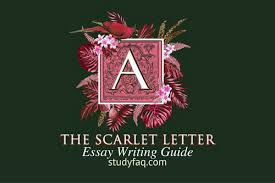The Scarlet Letter Essay Writing Guide   StudyFAQ com Study FAQ The Scarlet Letter Essay Writing Guide