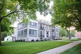 Brackett House back in business - Cornell College
