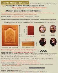 measuring u0026 installing your cabinet doors eclectic ware