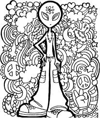 trippy coloring pages printable trippy colouring pages page 2
