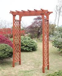 amazon com convenience concepts deluxe garden arbor patio