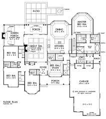 Single Story Open Concept Floor Plans 20702 Best Home Images On Pinterest Dream Houses Architecture