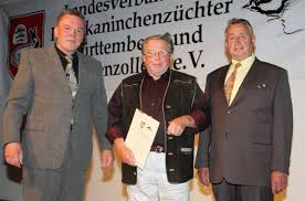 Horst Braun erhielt ebenfalls den Meistertitel. - K640_HorstBraunMeister