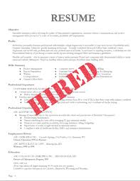 How To Make Resume For Job How To Make A Resumer Resume For Your Job Application