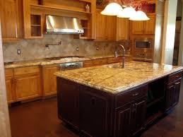 Used Kitchen Island Beautiful Kitchen Island Granite Edges Inside Design Ideas