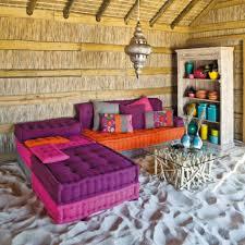 maison du monde coussin de sol chambre banquette coussin sol pouf futon coussin matelas de sol