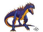 Rebbachisaurus by Dino-master on deviantART