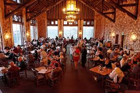 GC Restaurants - Grand canyon lodge dining room