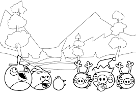 new angry birds coloring pages all free coloring page for kids
