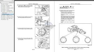 ford new holland 8160 8260 8360 8560 tractor service manual