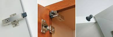 Stop Loud Slamming Cabinet Doors With Softclose Hinges Diy - Kitchen cabinet soft close