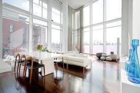 Living Room Curtain Looks Living Room Excellent Contemporary Living Room With High Window