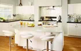 kitchen island black painted wood kitchen bar stool yellow glass