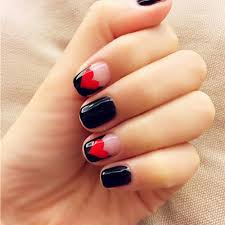 online get cheap red french tips aliexpress com alibaba group