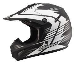 white motocross helmets gmax youth gm46 2 race helmet revzilla
