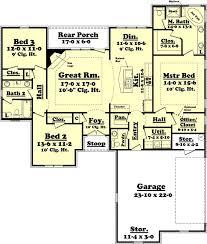 2800 Square Foot House Plans Best 25 Best House Plans Ideas On Pinterest Blue Open Plan